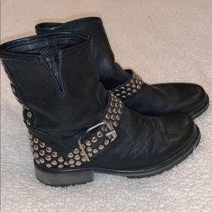 Fraankie Combat Boots